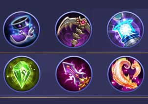 Build karina mobile legends terbaru