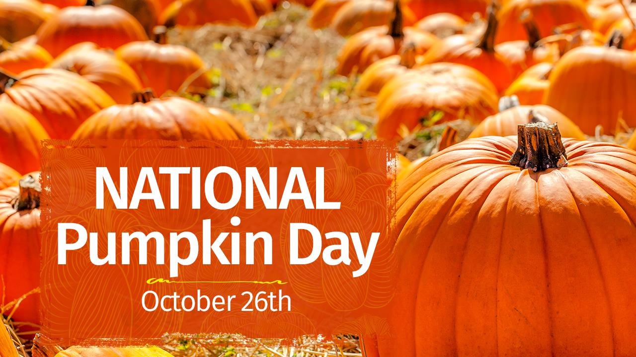 National Pumpkin Day Wishes For Facebook