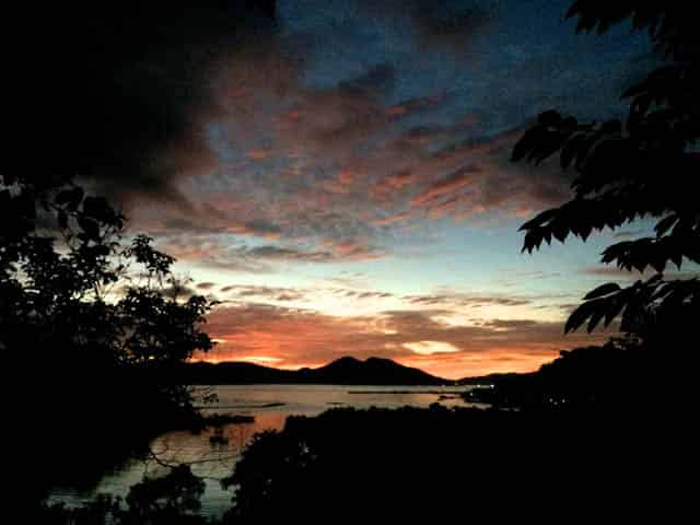 Coron Sunset View