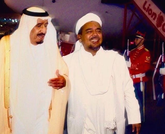 Hingga Raja Salman Pulang, Tidak ada Agenda Bertemu Imam Besar