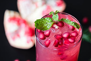 pomegranate juice for low blood pressure