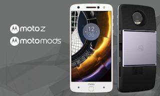 Moto Z e Moto Mods Lenovo disponbili su Amazon
