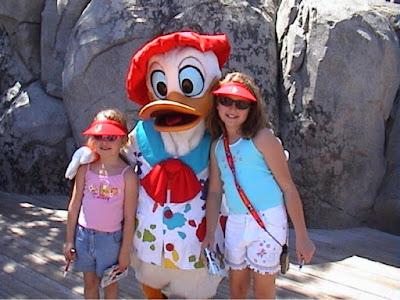 90's Disneyland Photos