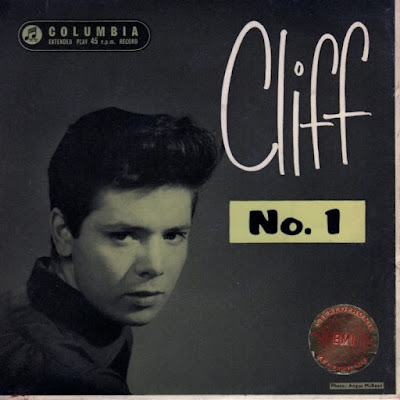 Cliff Richard & Drifters,Cliff No 1 EP, 1959