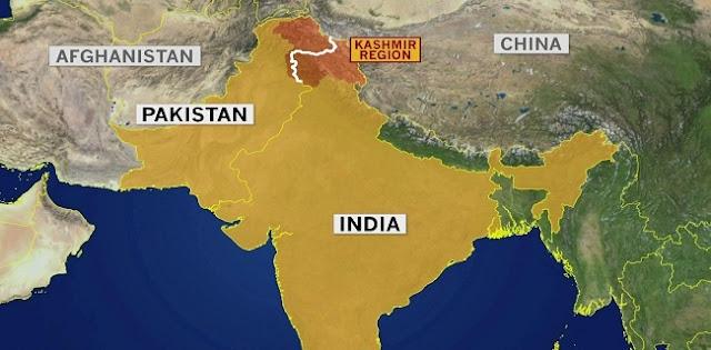 India-Pakistan Bentrok Di Perbatasan, Tiga Tewas dan Lainnya Luka-luka