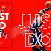 Design Nike Brand Banner With Text Stroke Cutout Effect in Photoshop. Professional Design tutorial.