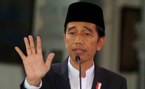 Jokowi: Projo Bukan Relawan 'Kardus'