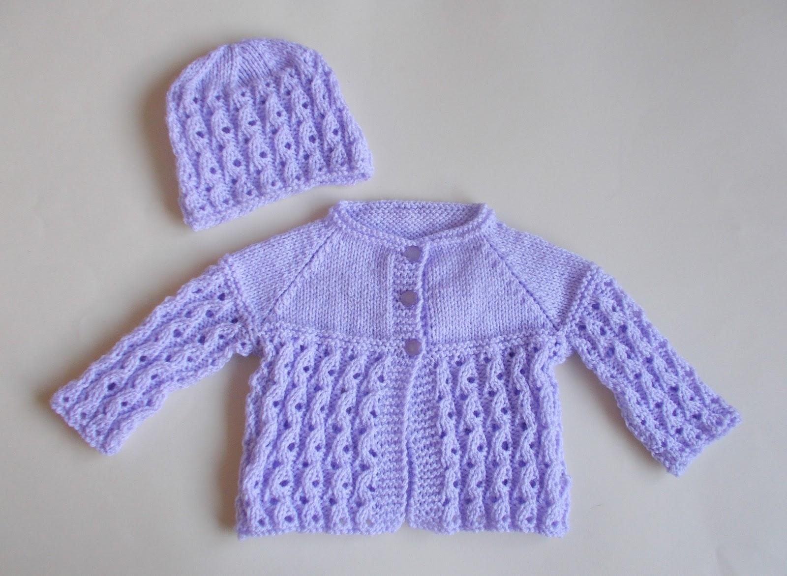 Marianna\'s Lazy Daisy Days: Lilac Blossom Baby Set