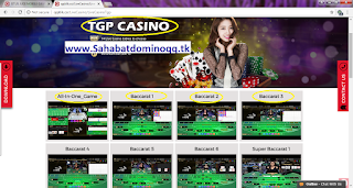QQKLIK SITUS GAMES LIVE CASINO ONLINE MOBILE TERPERCAYA INDONESIA-TGP LIVE CASINO BACCARAT