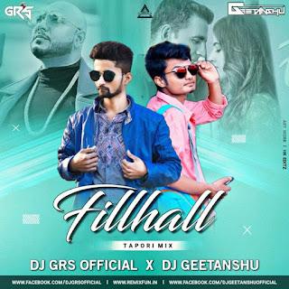 FILLHALL - ODIA VERSION ( TAPORI REMIX ) - DJ GRS OFFICIAL X DJ GEETANSHU