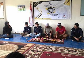 DPC HIPPMAS Bulupoddo Adakan Maperca di Wisata Bukit Tonro'e