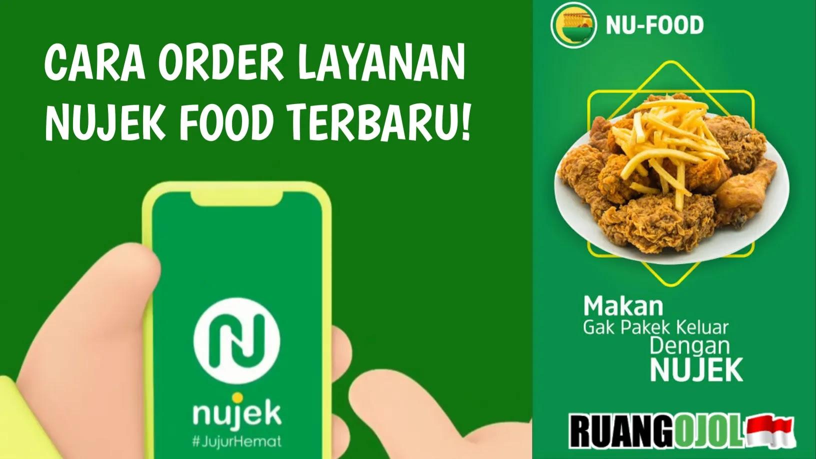 Order Nujek Food | Berikut ini Cara Pesannya!