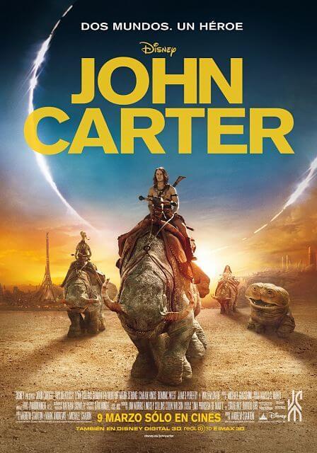 Cartel: John Carter (2012)
