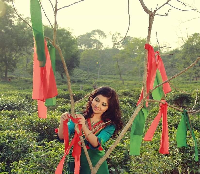Porshi - Bangladeshi Singer  Photos 24