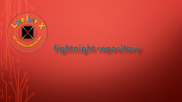 Fightnight Repository