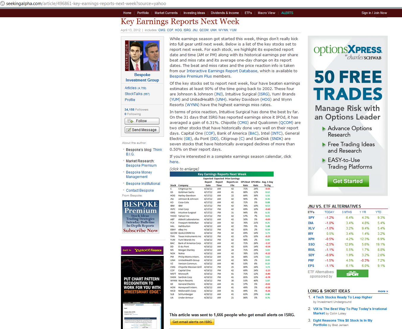 How to trade stock options part 2 of 5