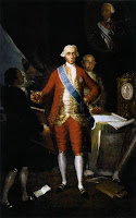 Count of Floridablanca, Goya