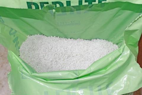 Bulk bag of perlite