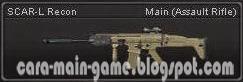 Senjata Point Blank SCAR-L Recon