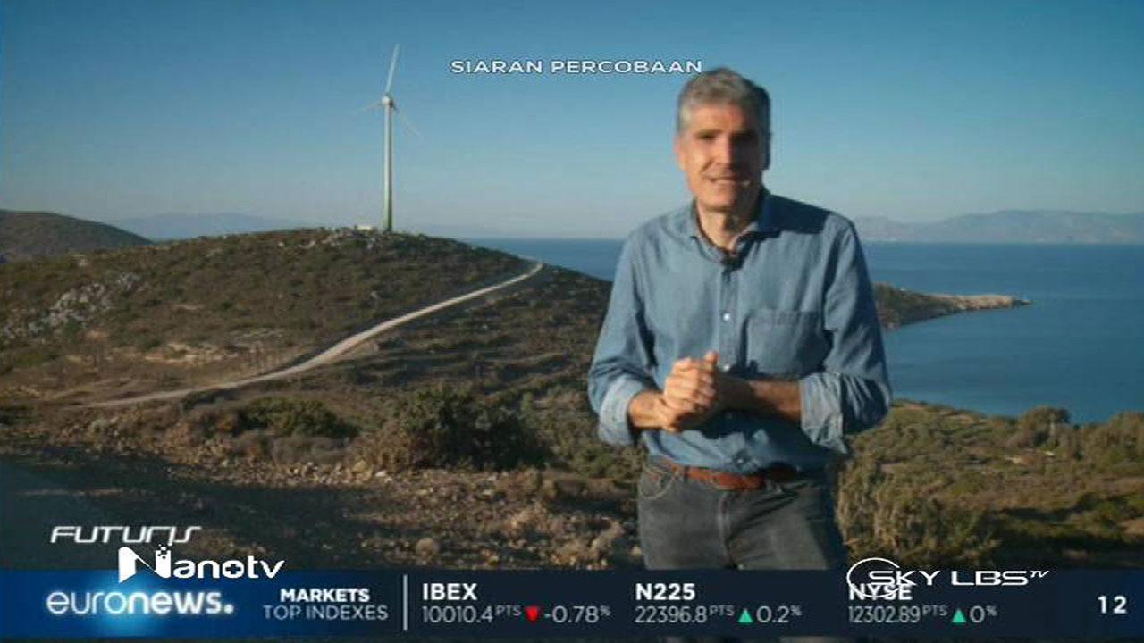 Frekuensi siaran Euro News di satelit ChinaSat 11 Terbaru