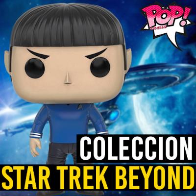 Lista de figuras funko pop de Funko POP Star Trek Beyond