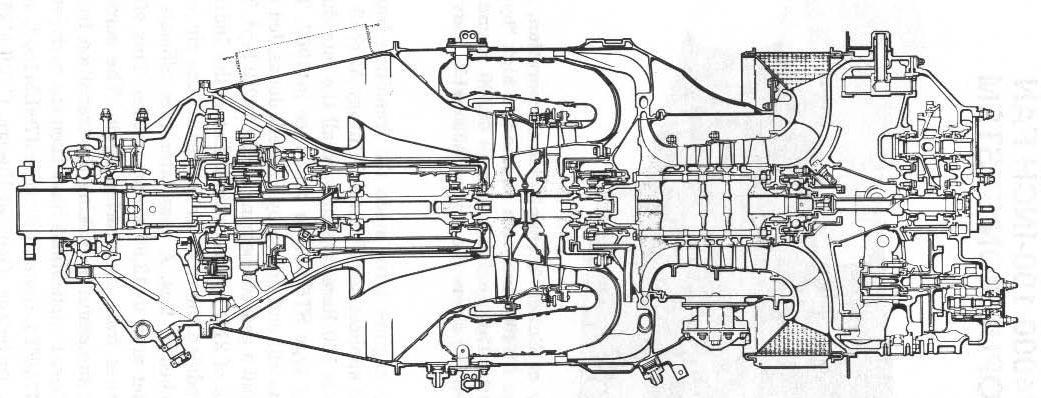 wind turbine engine diagram