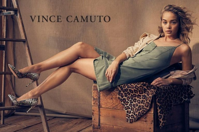 Vince Camuto Summer 2019 Campaign