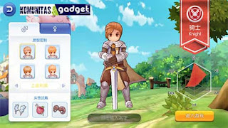 Knight Class Ragnarok Online Mobile