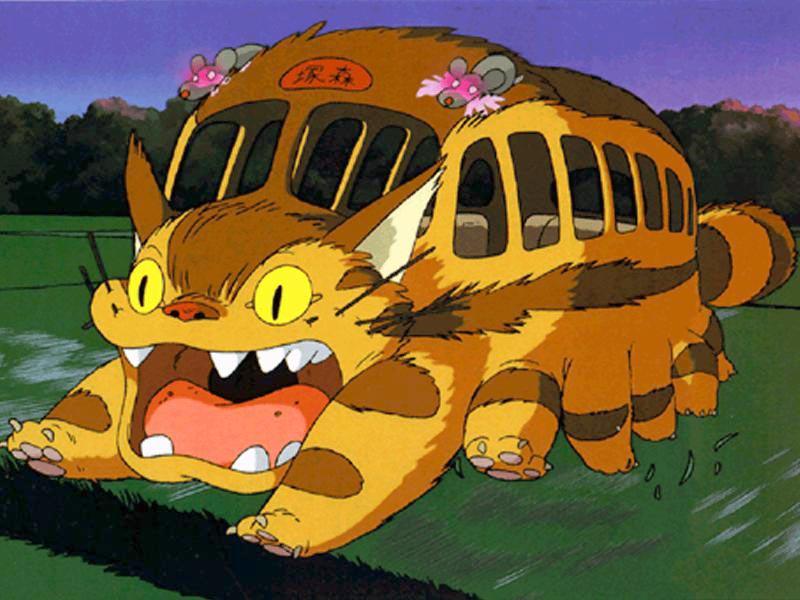 Totoro May: Top 5 Hayao Miyazaki Movies