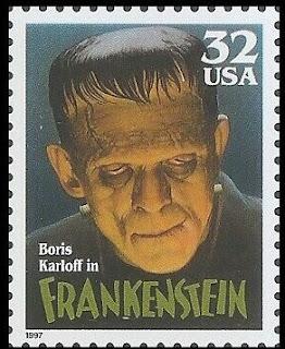 Boris Karloff - Frankenstein