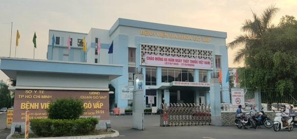 Ai chống lưng cho giám đốc Bệnh viện quận Gò Vấp không bị khởi tố?