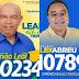 Sem ajuda, candidatos a vereador de Expedito Jr fazem propaganda eleitoral avulsa
