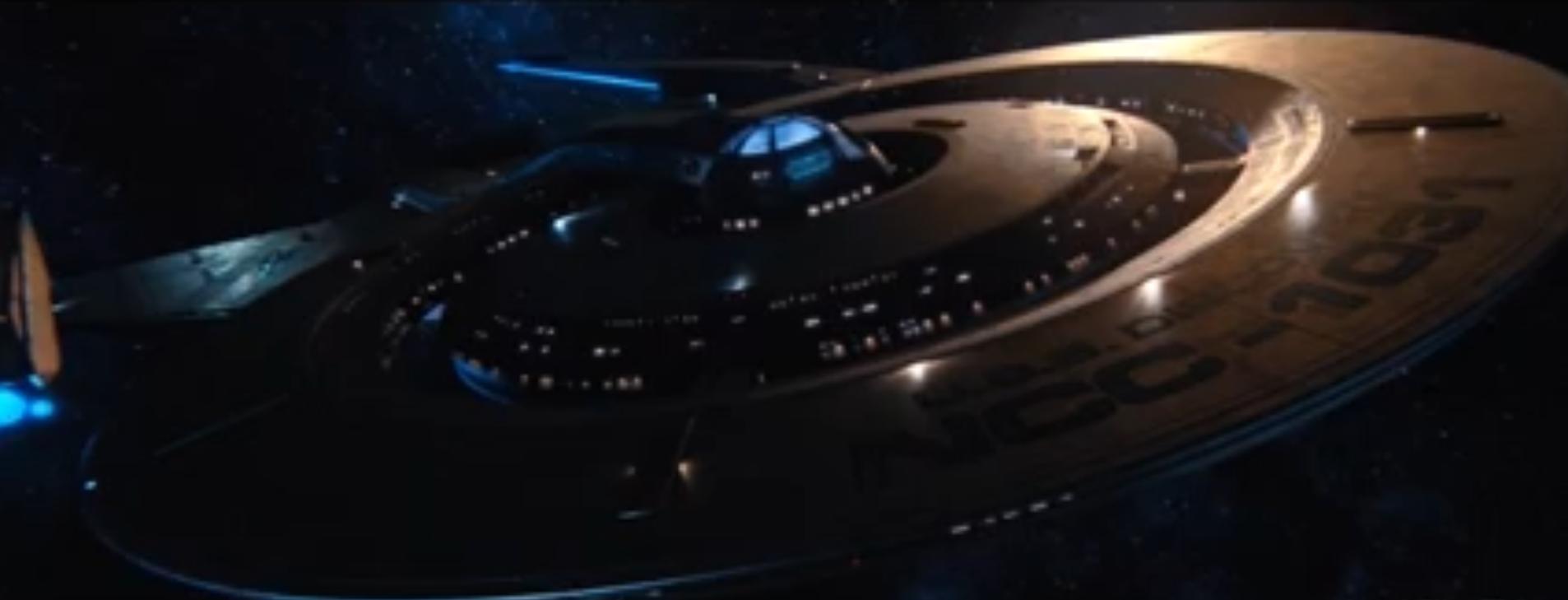 Космический корабль Стартрек Дискавери
