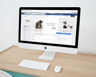 Administrar página en Facebook