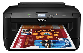 Epson WF-7110 Drivers & Utilities Combo Package