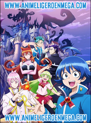 Mairimashita! Iruma-kun: Todos los Capítulos (02/??) [Mega - MediaFire - Google Drive] TV - HDL