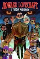 Howard Lovecraft & the Frozen Kingdom (2016) - Poster