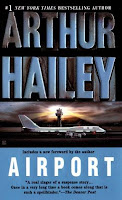 Airport, by Arthur Hailey book cover and review