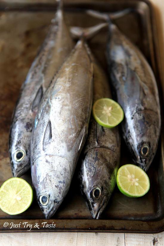 Ikan Cue Adalah : adalah, Resep, Homemade, Pindang, Tongkol, Taste