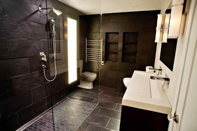 master bathroom shower design ideas