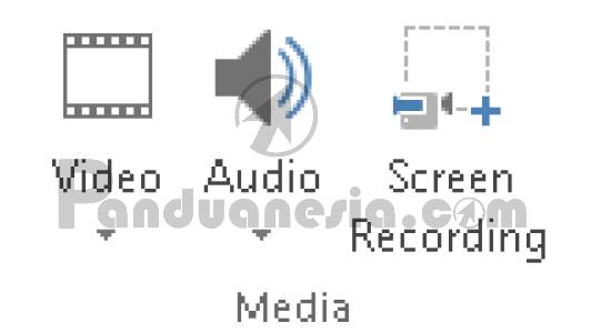 Fungsi Icon Media