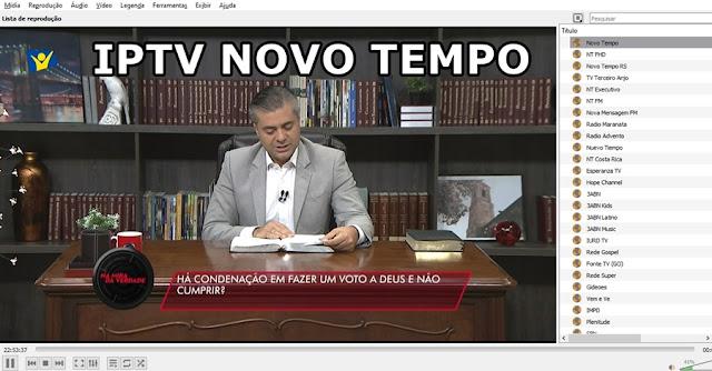 IPTV Novo Tempo
