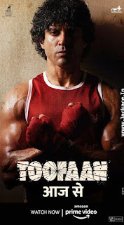 Toofan First Look Poster 12