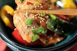 Low Carb Keto Japanese Chicken Teriyaki Recipe