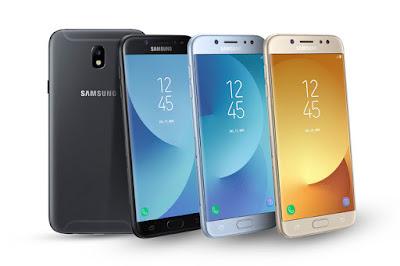 Diseño smartphone Samsung GalaxyJ5