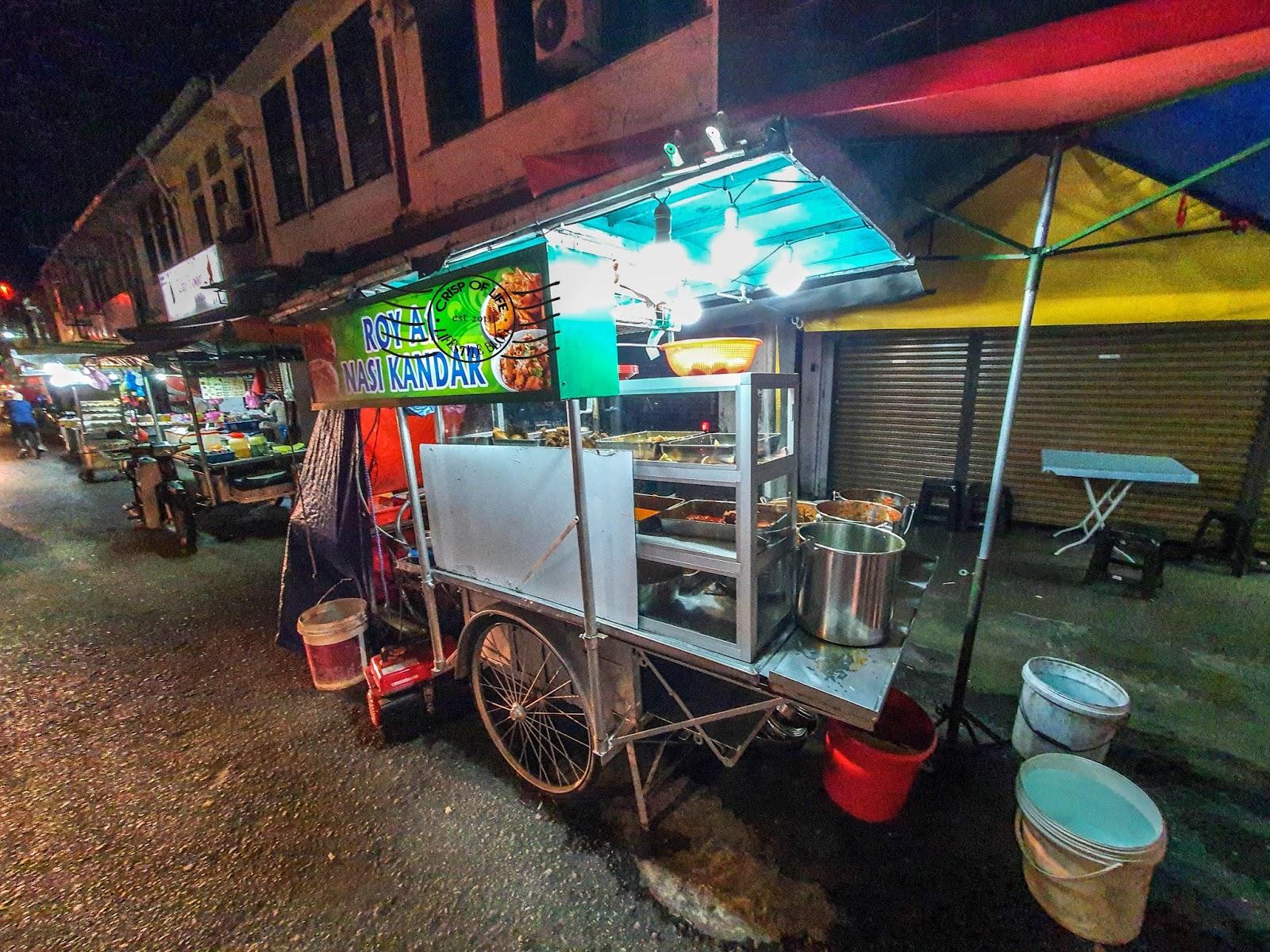 Ayer Itam Famous Roy A1 Nasi Kandar @ Penang