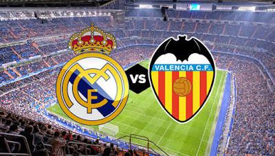 بث مباشر شاهد مباراة ريال مدريد ضد فالنسيا مباشر اليوم 18-6-2020 في الدوري الاسباني
