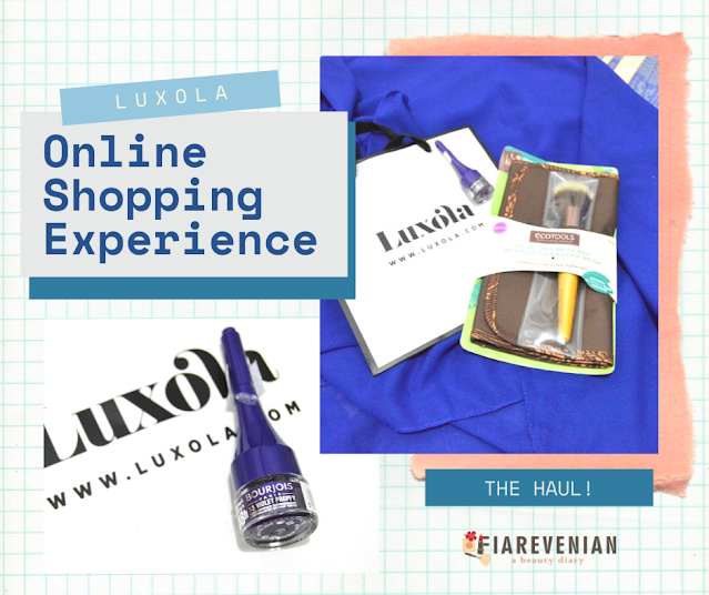 luxola_shopping_experience