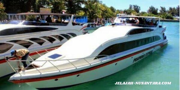 paket wisata private trip pulau pramuka