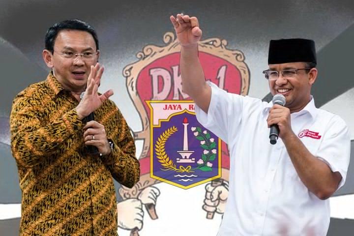 Hersubeno Arief: Membandingkan Anies dengan Ahok